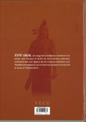 Verso de Les pionniers du Nouveau Monde -7c08- crie-dans-le-vent