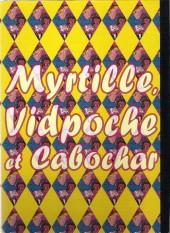 Verso de Myrtille, Vidpoche et Cabochar -1- La chasse au stradivarius