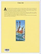 Verso de Les eaux de Mortelune -10- La recherche du temps perdu
