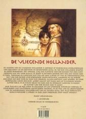 Verso de Vliegende Hollander (De) -1- Ouverture