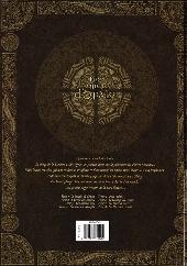 Verso de Les forêts d'Opale -8- Les Hordes de la nuit