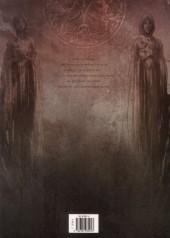 Verso de Merlin - Le Prophète -3- Uther