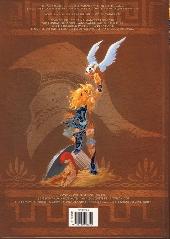 Verso de Atalante - La Légende -6- Le Labyrinthe d'Hadès