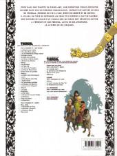 Verso de Thorgal -34- Kah-Aniel