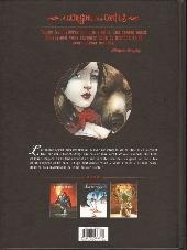 Verso de À l'Origine des Contes -2- Blanche Neige