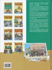 Verso de Les profs -2a2006- Loto et colles