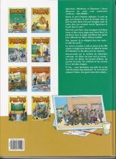 Verso de Les profs -1a2006- Interro surprise