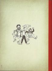 Verso de Les pieds Nickelés - La collection (Hachette) -2- Les Pieds Nickelés sportifs
