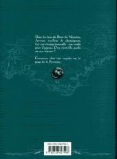 Verso de Histoire de la Provence -1- Les premiers humains