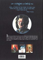 Verso de À l'Origine des Contes -1- La Barbe Bleue