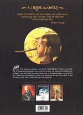 Verso de À l'Origine des Contes -3- Pinocchio