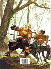 Verso de Samurai -INT2- Intégrale Deuxième cycle