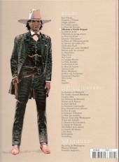 Verso de Blueberry - La collection (Hachette) -607- L'Homme à l'étoile d'argent