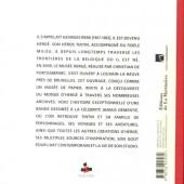 Verso de (AUT) Hergé - Musée Hergé