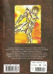 Verso de Saint Seiya Next Dimension -6- Tome 6