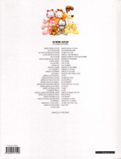 Verso de Garfield -57- Crazy Kart