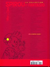 Verso de Spirou et Fantasio - La collection -37- Qui arrêtera Cyanure ?