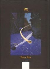Verso de Peter Pan (Loisel, en italien) -1- Londra
