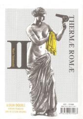 Verso de Thermae Romae -FL1- Thermae Romae I-II