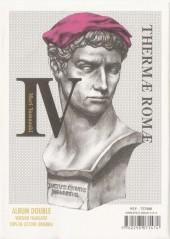 Verso de Thermae Romae -FL2- Thermae Romae III-IV