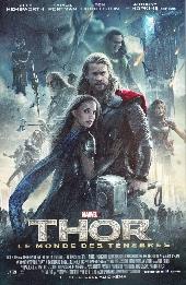 Verso de Avengers Universe (1re série - 2013) -HS1- Thor - Le Monde des ténèbres - Le Prologue du film