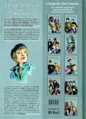 Verso de Steve Severin (Les aventures de) -6- La fille du grand duc