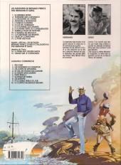 Verso de Bernard Prince -10b1989- Le Souffle de Moloch
