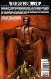 Verso de Thunderbolts Vol.1 (Marvel Comics - 1997) -INT03- Secret Invasion