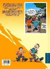 Verso de Les poêleurs -1- Tous à Poêle