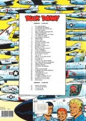 Verso de Buck Danny -3e1993- La revanche des fils du ciel
