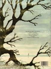 Verso de Balade au Bout du monde -3- Le bâtard