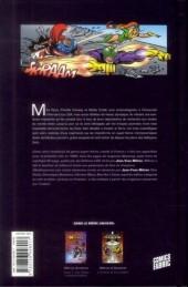 Verso de Mikros Archives -1- Les Titans microcosmiques