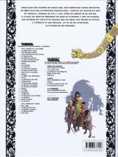 Verso de Thorgal -34ES- Kah-Aniel
