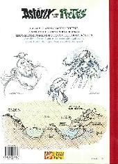 Verso de Astérix (albums Luxe en très grand format) -35- Astérix chez les Pictes