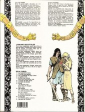 Verso de Thorgal -7a1986- L'enfant des étoiles