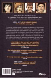 Verso de Locke & Key -5- Rouages