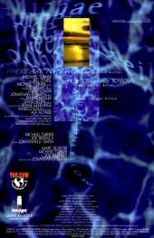 Verso de Michael Turner's Fathom (1998) -4- Issue 04 part 4 of 9