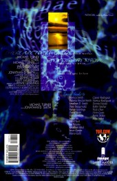 Verso de Michael Turner's Fathom (1998) -8- Issue 08 part 8 of 9
