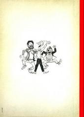 Verso de Les pieds Nickelés - La collection (Hachette) -3- Les pieds nickelés se débrouillent