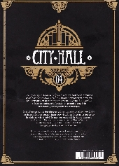 Verso de City Hall -4- Tome 4