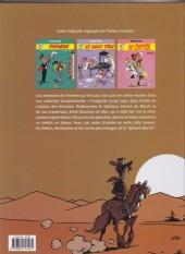 Verso de Lucky Luke (Intégrale Dupuis/Dargaud) -18a13- L'intégrale 18