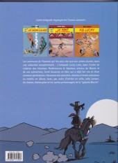 Verso de Lucky Luke (Intégrale Dupuis/Dargaud) -21a13- L'intégrale 21