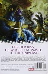 Verso de Thanos Rising (2013) -INT- Thanos Rising