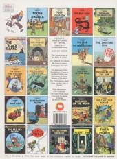 Verso de Tintin (The Adventures of) -20b1999- Tintin in Tibet