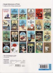 Verso de Tintin (The Adventures of) -5b- The Blue Lotus