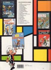 Verso de Les petits hommes -13c90- Les prisonniers du temps