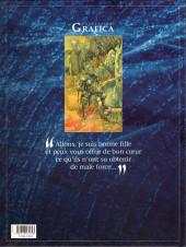 Verso de La dernière fée du pays d'Arvor -1- Folianne
