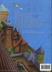 Verso de Envols -1- Saint Exupéry en Alsace