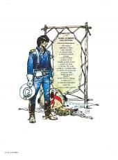 Verso de Blueberry -14a79- L'Homme qui valait 500 000 $
