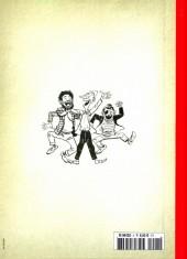 Verso de Les pieds Nickelés - La collection (Hachette) -5- Les Pieds Nickelés s'évadent